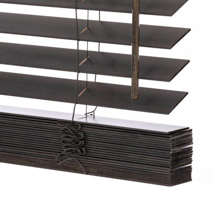 Stores en bois décorateur de 2 po 8716
