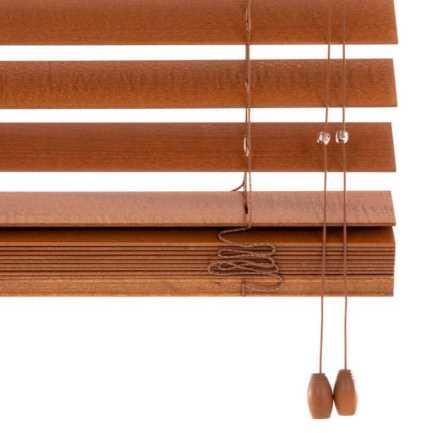 Stores en bois décorateur de 2 po 8720 Thumbnail