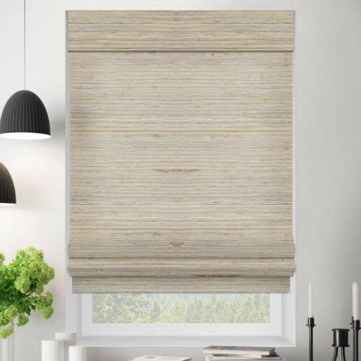 Stores en bois tissé/bambou décorateur 7088 Thumbnail