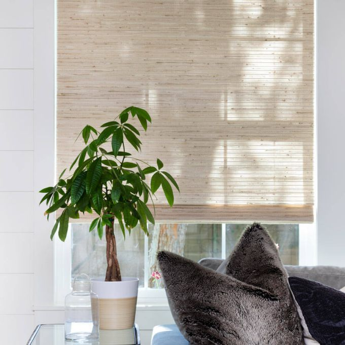 Stores en bois tissé/bambou décorateur 8601