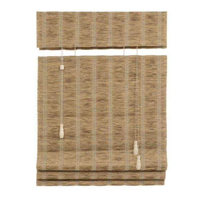 Stores en bois tissé/bambou décorateur 8786