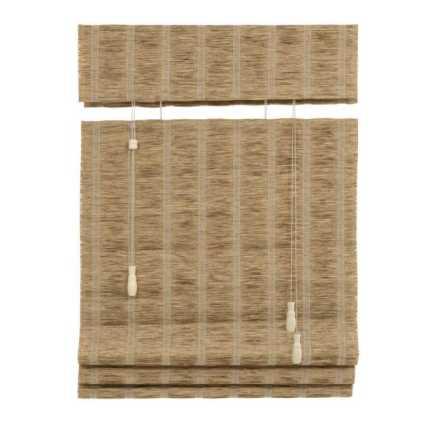 Stores en bois tissé/bambou décorateur 8786 Thumbnail