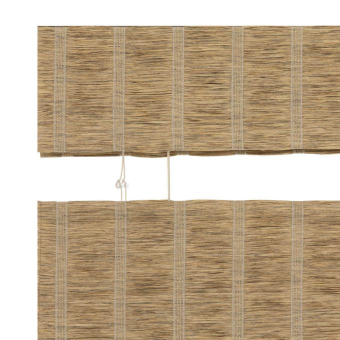 Stores en bois tissé/bambou décorateur 8787
