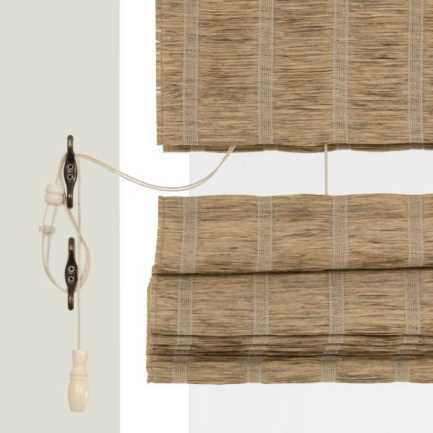 Stores en bois tissé/bambou décorateur 8788 Thumbnail