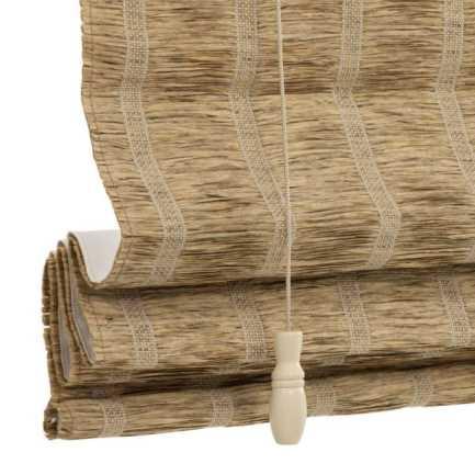 Stores en bois tissé/bambou décorateur 8789 Thumbnail
