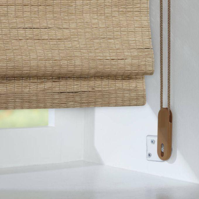 Stores en bois tissé/bambou décorateur 7247
