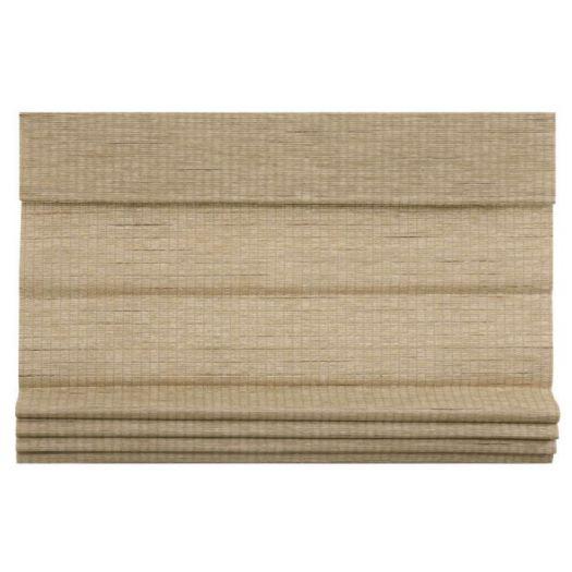 Stores en bois tissé/bambou décorateur 7248 Thumbnail