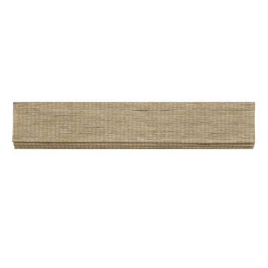 Stores en bois tissé/bambou décorateur 7249 Thumbnail