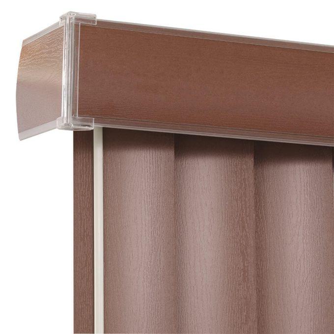 Stores verticaux imitation bois de luxe de 3 1/2 po 4851