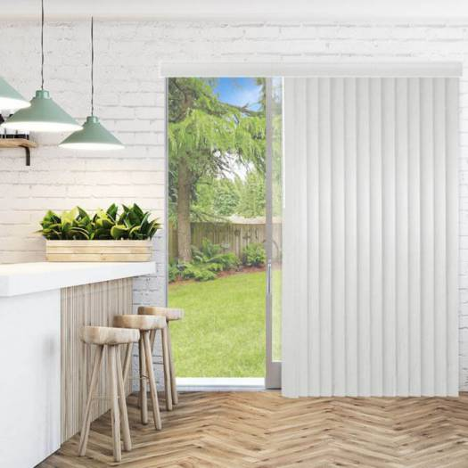 Stores verticaux imitation bois de luxe de 3 1/2 po 7282 Thumbnail