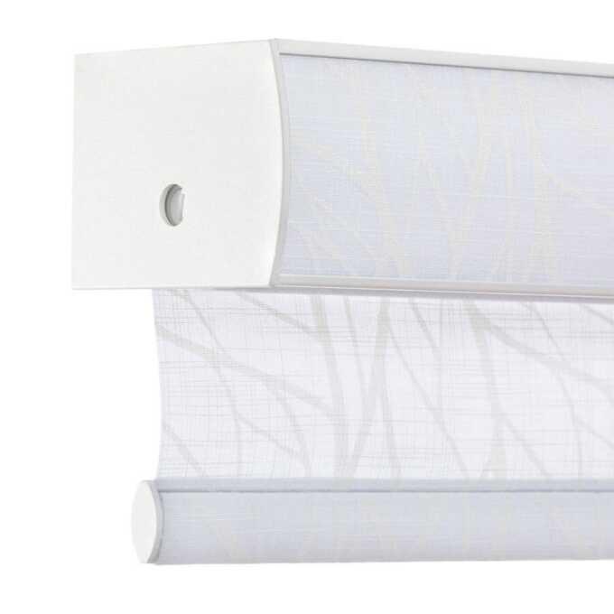 Toiles à rouleau blanches à relief Décorateur 8506