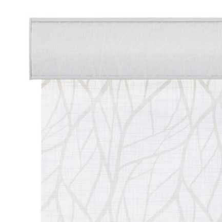 Toiles à rouleau blanches à relief Décorateur 8507 Thumbnail