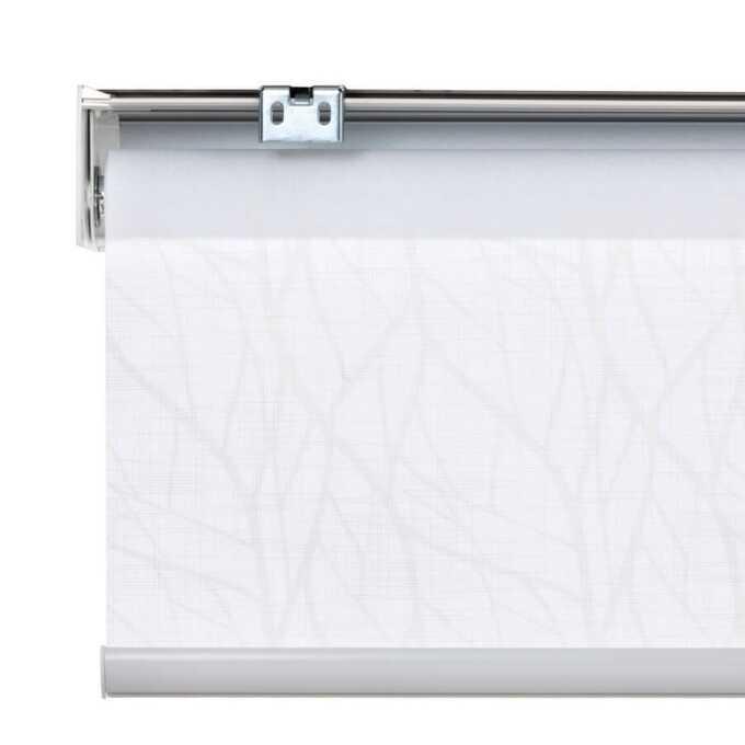 Toiles à rouleau blanches à relief Décorateur 8510
