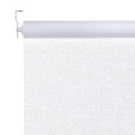 Toiles à rouleau blanches à relief Décorateur 8513 Thumbnail