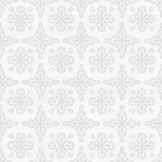 Toiles à rouleau blanches à relief Décorateur 8496