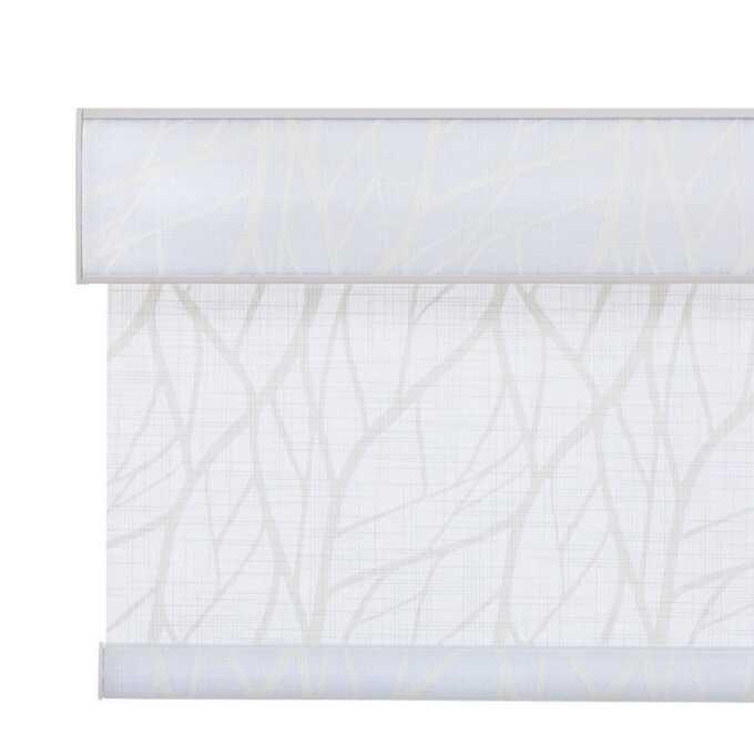 Toiles à rouleau blanches à relief Décorateur 8500