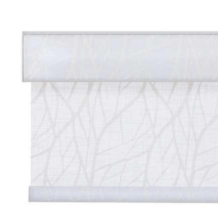 Toiles à rouleau blanches à relief Décorateur 8500 Thumbnail