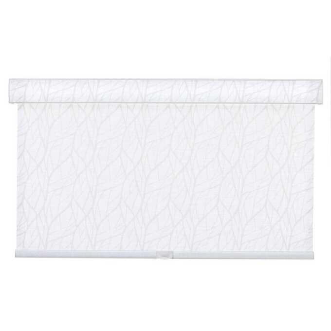 Toiles à rouleau blanches à relief Décorateur 8501