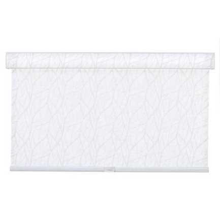 Toiles à rouleau blanches à relief Décorateur 8501 Thumbnail
