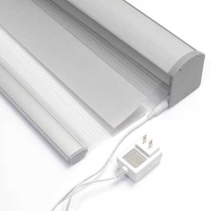 Toiles diaphanes filtres de lumière avantage de 2 po 7548 Thumbnail