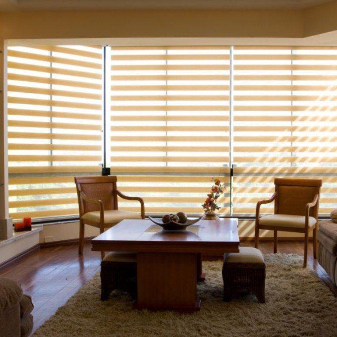Toiles diaphanes filtres de lumière avantage de 3 po 4385