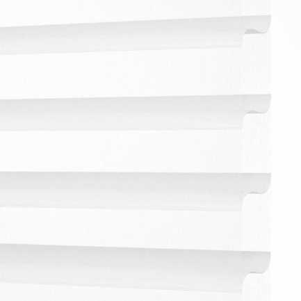 Toiles diaphanes horizontales 3 po de luxe à filtre de lumière 4152 Thumbnail
