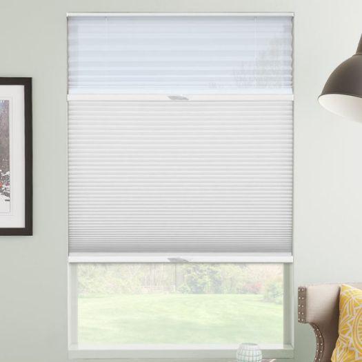 Tri-stores filtres de lumière à cellule double décorateur de 1/2 po 5423 Thumbnail