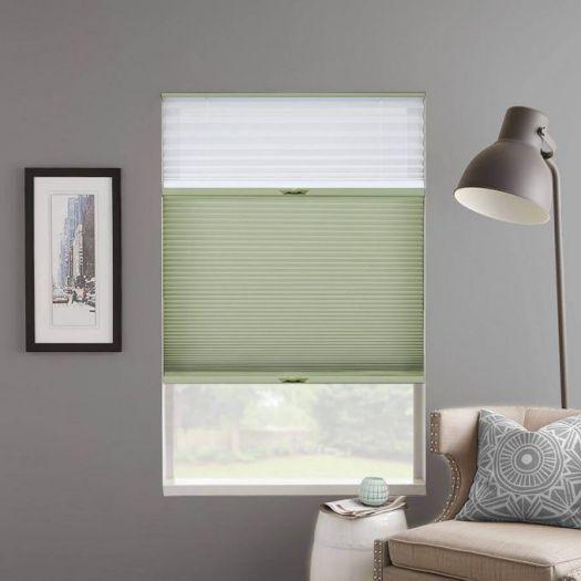 Tri-stores filtres de lumière à cellule double décorateur de 1/2 po 5426 Thumbnail