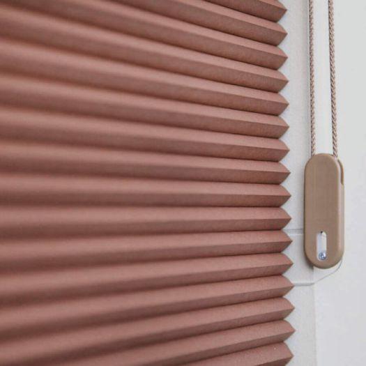 Tri-stores filtres de lumière à cellule double décorateur de 1/2 po 5427 Thumbnail