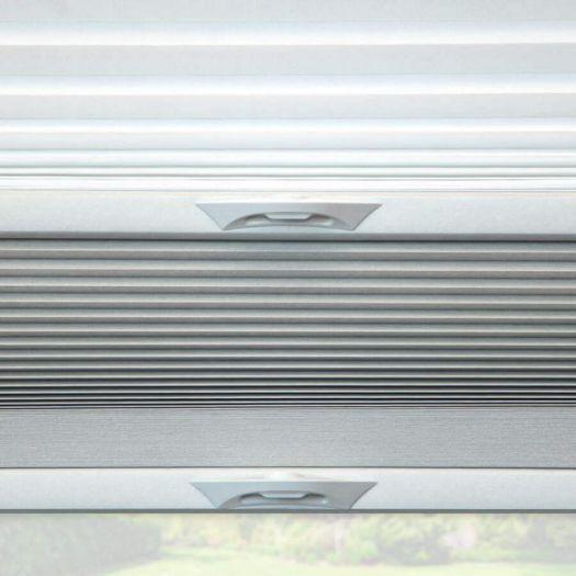 Tri-stores filtres de lumière à cellule double décorateur de 1/2 po 5430 Thumbnail