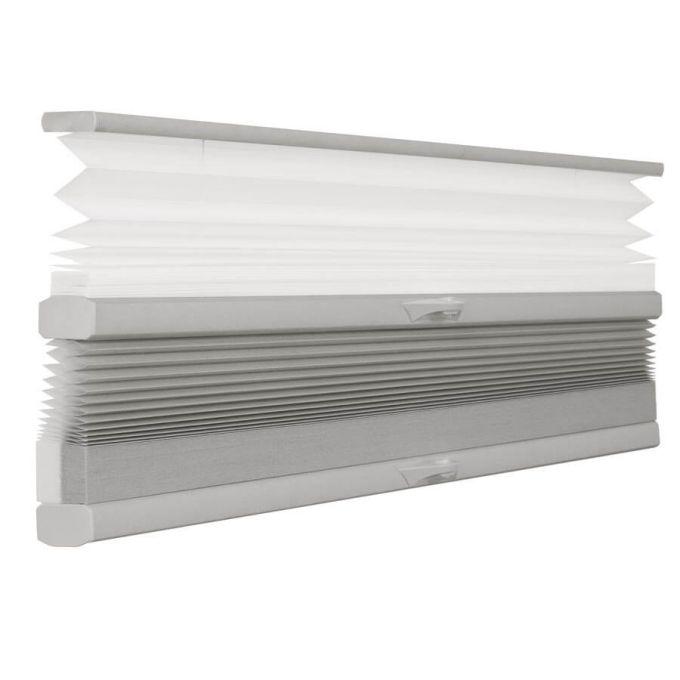 Tri-stores filtres de lumière à cellule double décorateur de 1/2 po 5431