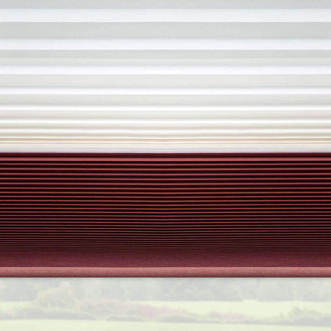 Tri-stores noircissants à cellule double décorateur de 1/2 po 5390