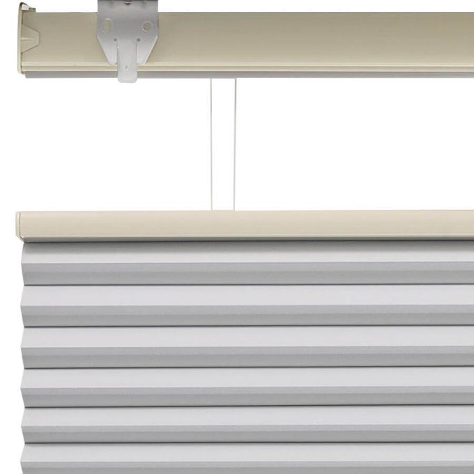 Value Blackout Cordless Top Down Bottom Up Honeycomb Shades 8435