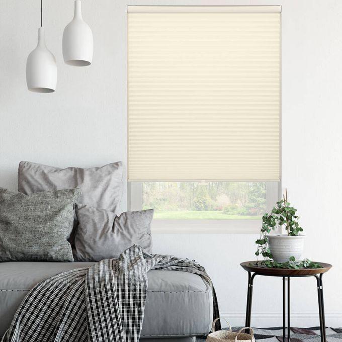 Value Cordless Light Filtering Honeycomb Shades 6699 Thumbnail