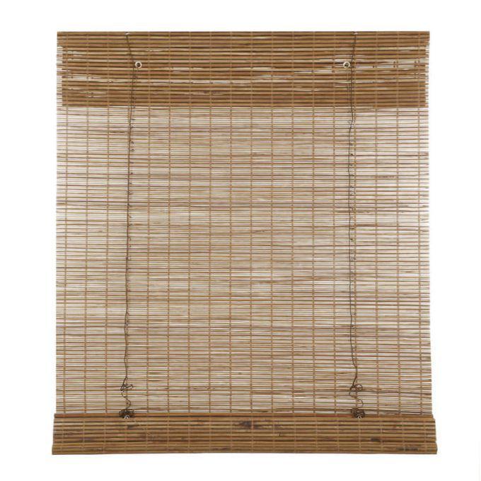 Value Cordless Woven Wood/Bamboo Shades 6995
