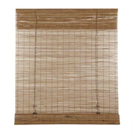 Value Cordless Woven Wood/Bamboo Shades 6995 Thumbnail