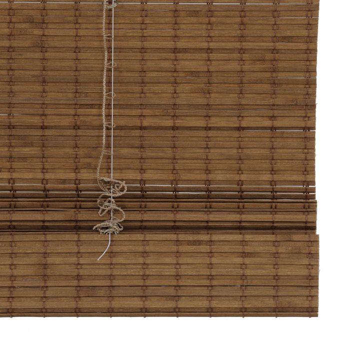 Value Cordless Woven Wood/Bamboo Shades 6993