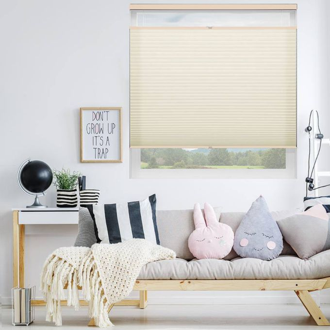 Value Light Filtering Cordless Top Down Bottom Up Honeycomb Shades 6702