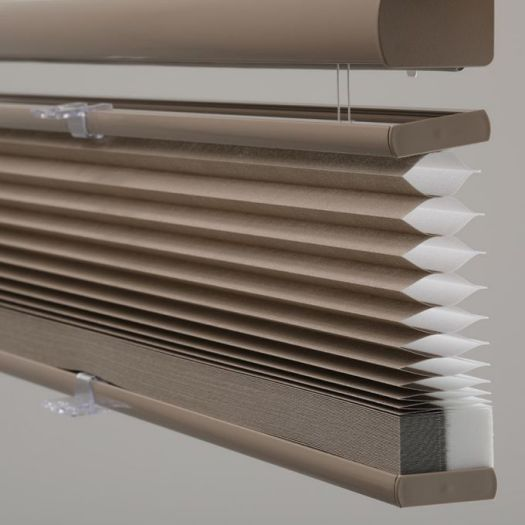 Value Light Filtering Cordless Top Down Bottom Up Honeycomb Shades 6789 Thumbnail