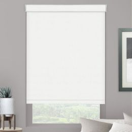 Value Vinyl Blackout Roller Shades