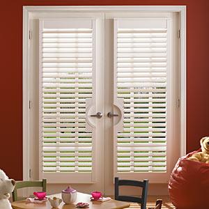 wood door blinds. Wood, Faux Cellular \u0026 More. Cover Your Doors Wood Door Blinds O