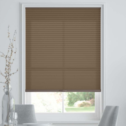 """1/2"""" Double Cell Value Light Filter Honeycomb Shades"""