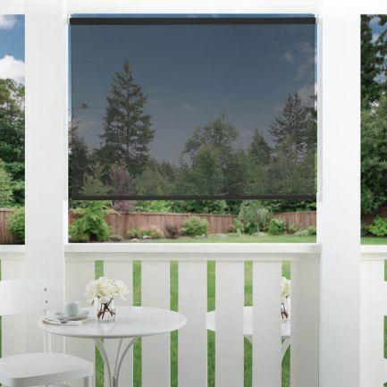 10% SheerWeave Value Outdoor Solar Roller Shades