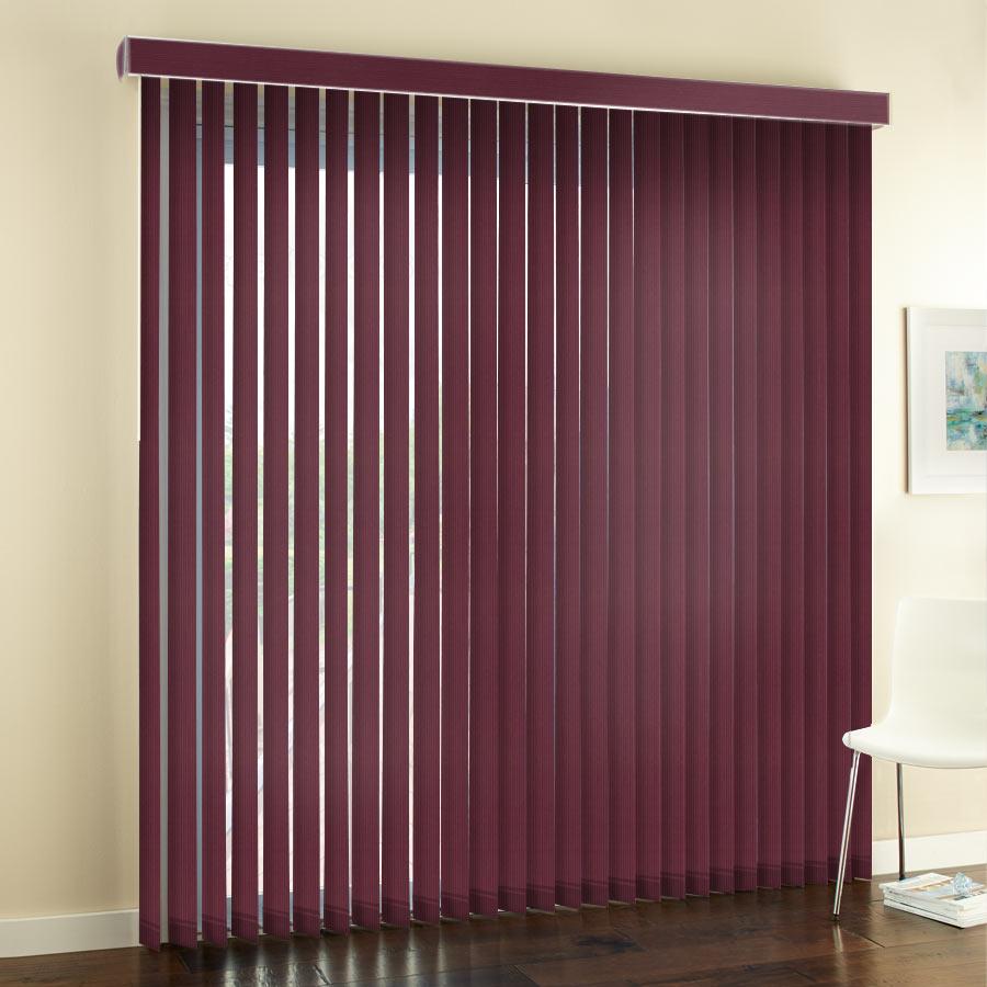 """3 1/2"""" Premium Fabric Vertical Blinds 1078"""