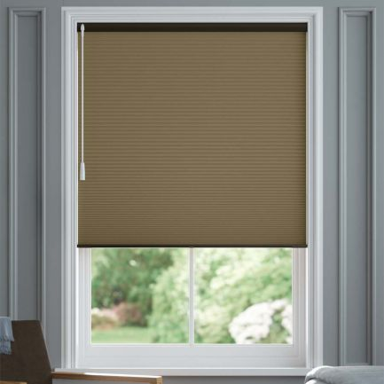 """3/4"""" Single Cell Value Plus Blackout Honeycomb Shades"""