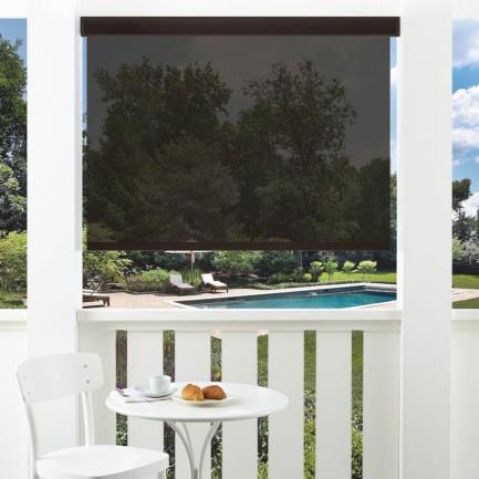 5% SheerWeave Value Outdoor Solar Roller Shades