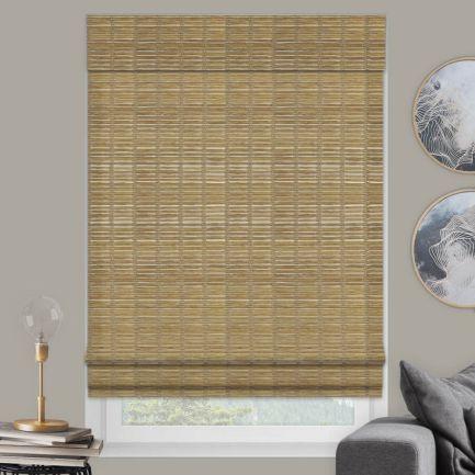 Designer Island Woven Wood Shades 1270