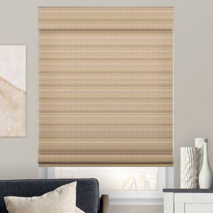 Designer Woven Wood/Bamboo Shades 1263