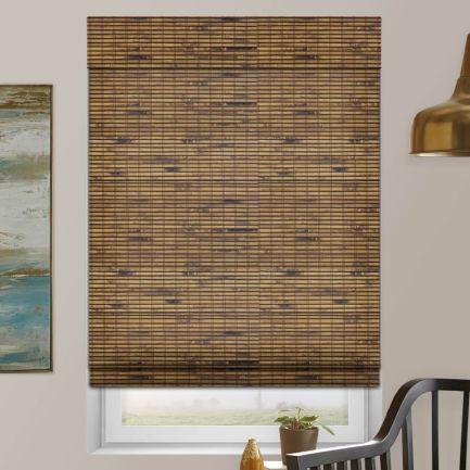 Premium Woven Wood/Bamboo Shades