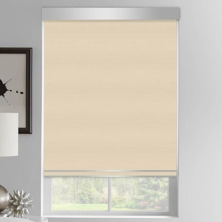 Select Blackout Fabric Roller Shades